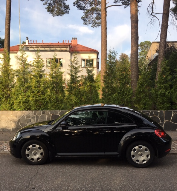 Beetle_auto_myynnissä